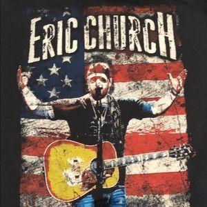 Tops - Eric Church Band Tee